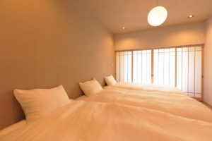 ゲストハウス hojo machi hostel 洋室
